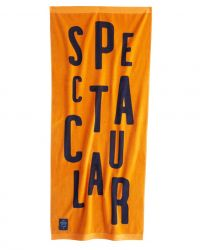 Serviette de Plage Spectacular | Orange