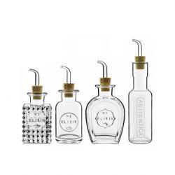 Ensemble Condiments en 4 Parties Elixir