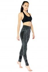 Leggings Jennifer | Grau