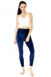 Leggings Diva | Blau
