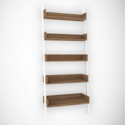 Bookshelf Only | Dark Oak