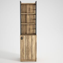 Bücherregal Lost | Nussbaum