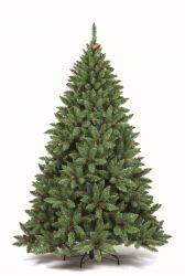 Weihnachtsbaum mit Tannenzapfen | Claudia