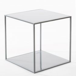 Table Chevet Hanoi | Gris