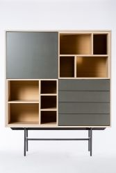 TV Unit 1 Door & 4 Drawers Valencia