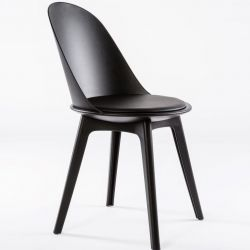 Dining Chair Varsavia | Black