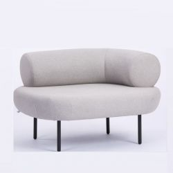 Corner Sofa Osaka | Light Grey