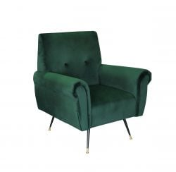 Armchair Messina | Forest Green