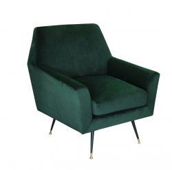 1-Sitzer-Sofa Marsala | Dunkelgrün