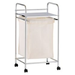 Laundry Basket Air | White