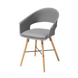 Dining Chair Knivar | Grey