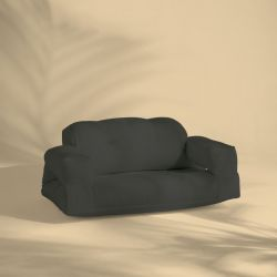 2-Seater Sofa Buckle Up OUT | Dark Grey