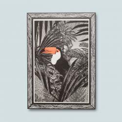 Art Print Tucan