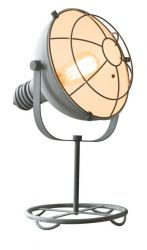 Roundry Steel Table Lamp