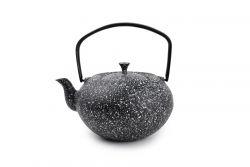 Teekanne Sendai 120 cl | Schwarz - Weiß