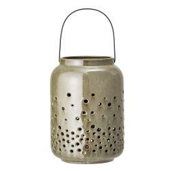 Lantern Stoneware Large | Green