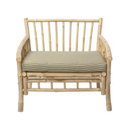 Outdoor Lounge Chair Sole Bamboo