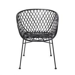 Chaise | Noir
