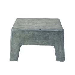 Concrete Stool Ravi H31 | Green