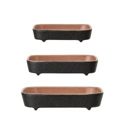 Serving Dish Sienna | Set of 3 | Orange