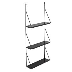 Shelf Walter | Metal | Black