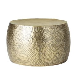 Coffee Table Hella | Metal | Brass