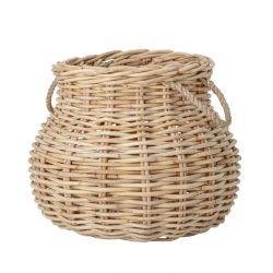 Rattan Basket | Natural