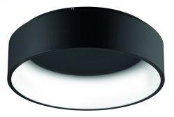 Ceiling lamp Rando H 11 cm Ø 45 cm | Black