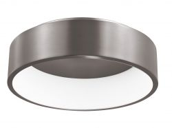 Ceiling lamp Rando H 11 cm Ø 45 cm | Dark Grey