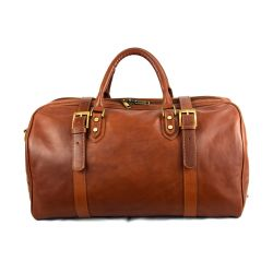 Leather Travel Bag | Duffel Bag