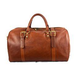 Lederen tas | Duffel Bag