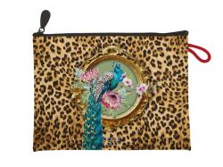 Clutch | Leo Miss Peacock