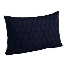 Cushion Trapez Midnight Blue | 60 x 40 cm