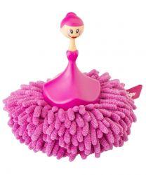 Microfibre Sponge & Duster Dolls | Pink