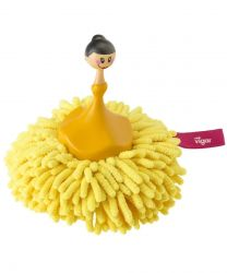 Microfibre Sponge & Duster Dolls | Yellow