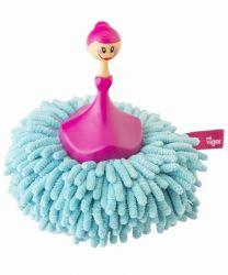 Microfibre Sponge & Duster Dolls | Blue