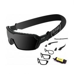 Snow Goggles Chameleon Unisex | Black Frame, Smoke Lens