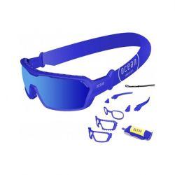 Snow Goggles Chameleon Unisex | Blue Frame, Blue Lens
