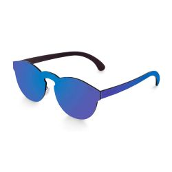 Sunglasses Unisex Goldcoast | Black Frame, Blue Lens