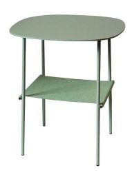 Layer Side Table Pebble Grey