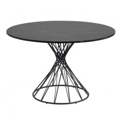 Table Niut | Marbre Noir