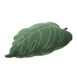 Cushion | Baby Leaf | Green