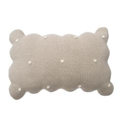 Cushion | Biscuit | Dune White