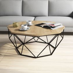 Coffee Table Diamond | Oak