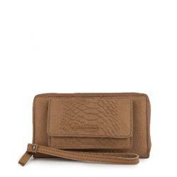 iPhone Brieftasche | Cognac
