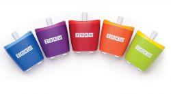 Set of 10 Single Quick Pop Makers | Multicolour