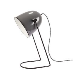 Lecturn Table Lamp | Grey