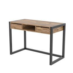 Study Desk Ogene | Pine & Black