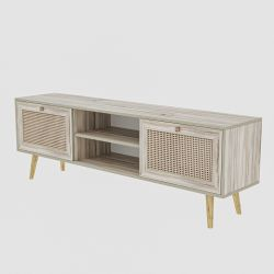 TV Stand Letoon 180 | Oak Colour