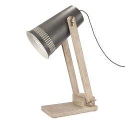 Tischlampe Master | Grau